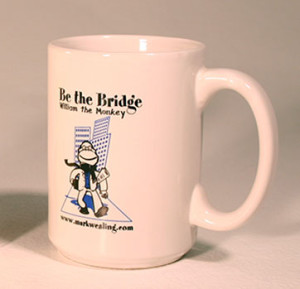 Be the Bridge Mug | Mark Wesling