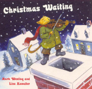 Christmas Waiting CD | Mark Wesling