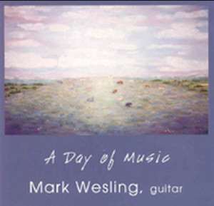 A Day of Music CD | Mark Wesling